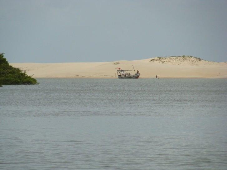 Mar e dunas