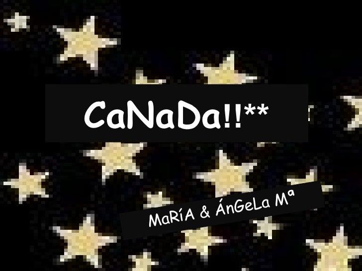 MaríA MuñOz Y Angela MaríA