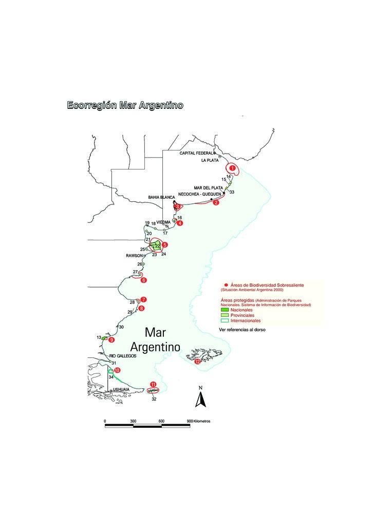 Mar argentino for Ambientes de argentina