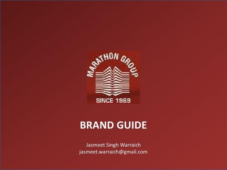 Marathon brandguide 10 march