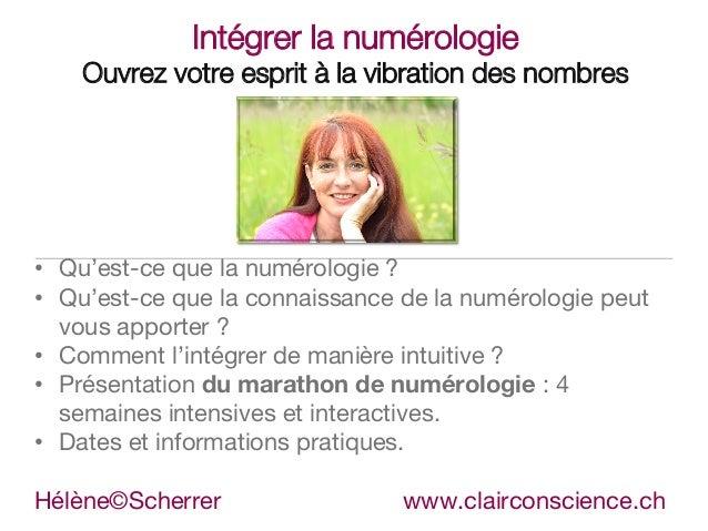 Intégrer la numérologie ! Ouvrez votre esprit à la vibration des nombres!  • Qu'est-ce que la numérologie ? • Qu'est-ce ...