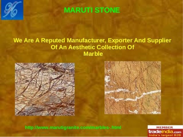 Marble Countertops Exporter,Manufacturer,MARUTI STONE,Jaipur