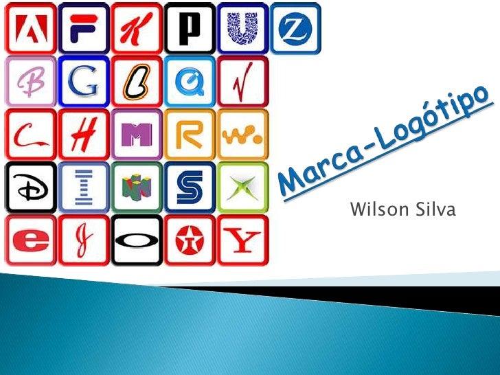 Marca logótipo- wilsonsilva