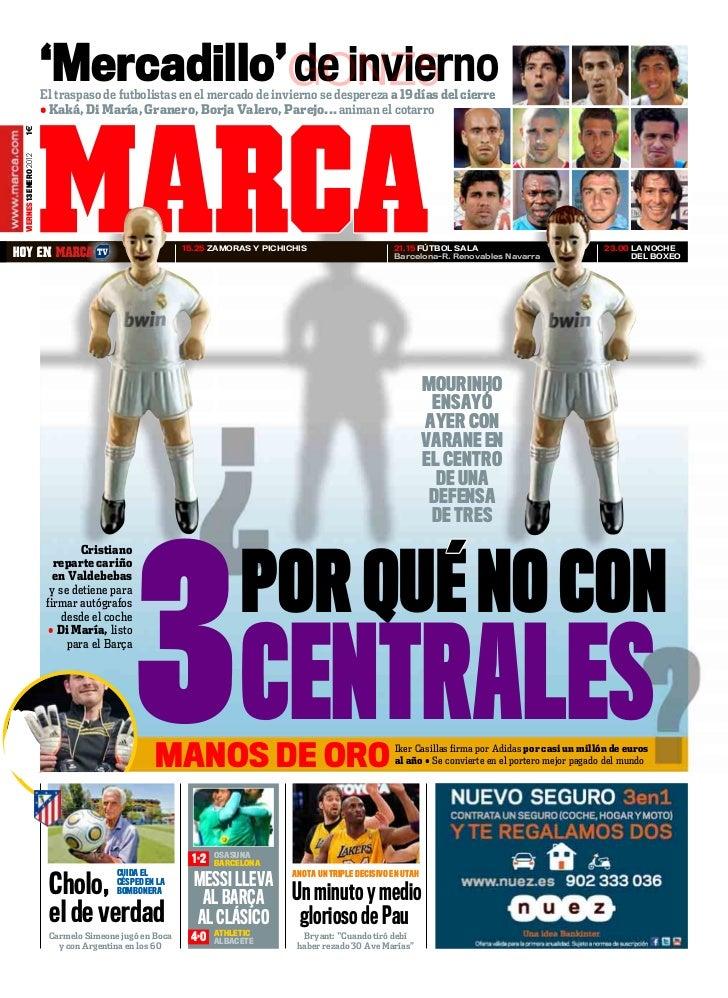 'Mercadillo'GONZ5                                    de invierno                        El traspaso de futbolistas en el m...