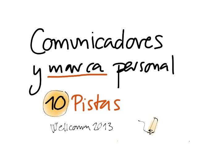 Comunicadores y marca personal