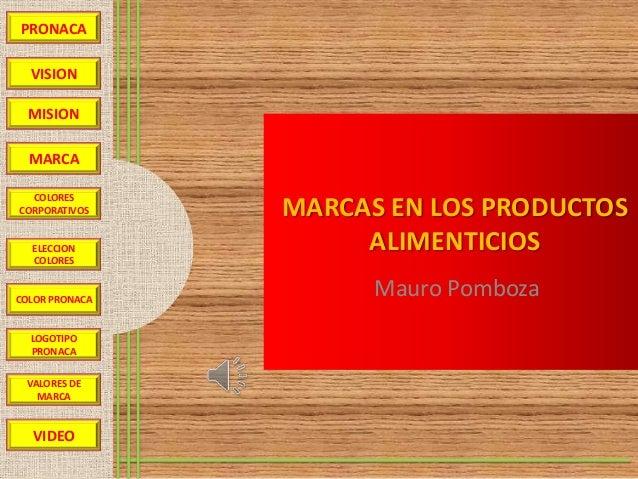 Marcas en los_productos