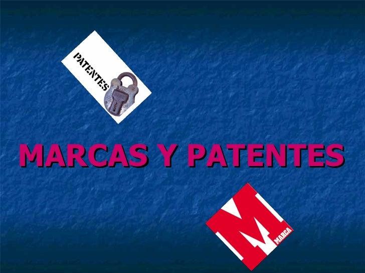 Marcas y patentes for Oficina marcas y patentes