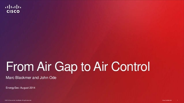 From Air Gap to Air Control