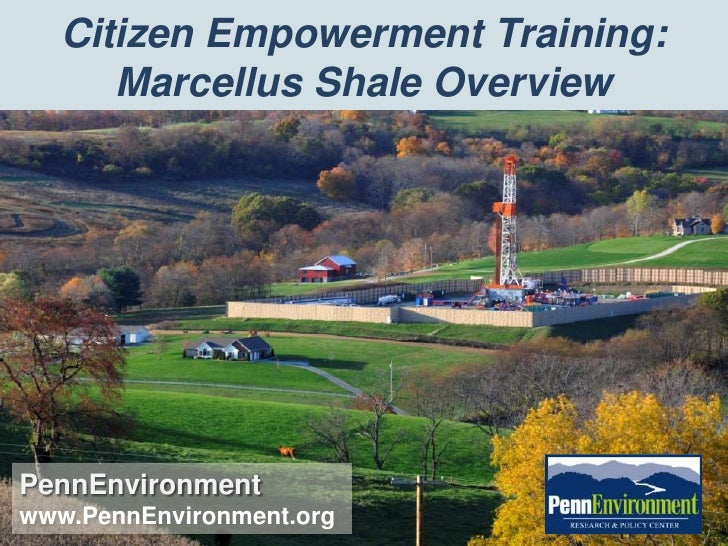 Marcellus shaleempowermenttrainingmarcellu soverview