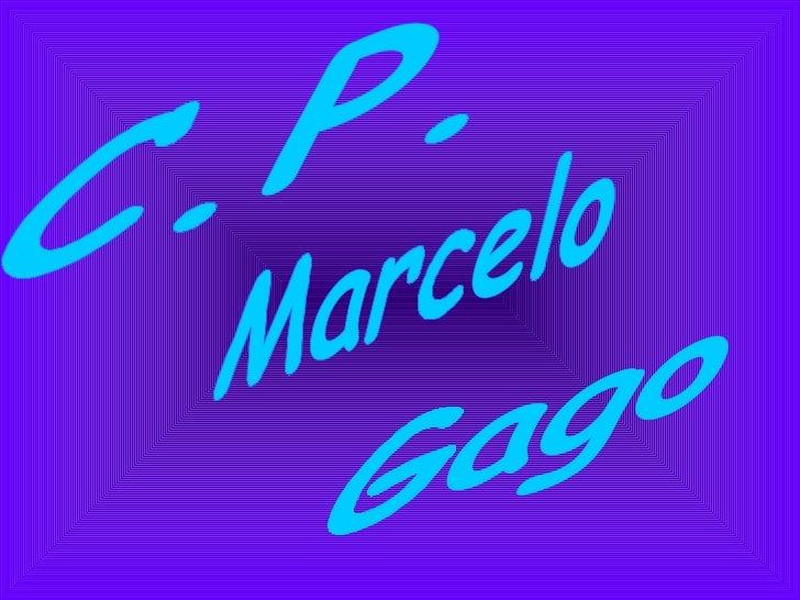 Marcelo gago