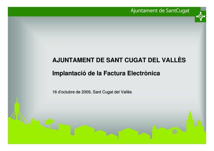 (Marc Giró) Servei Confirming Circuit Aprovacio Factures