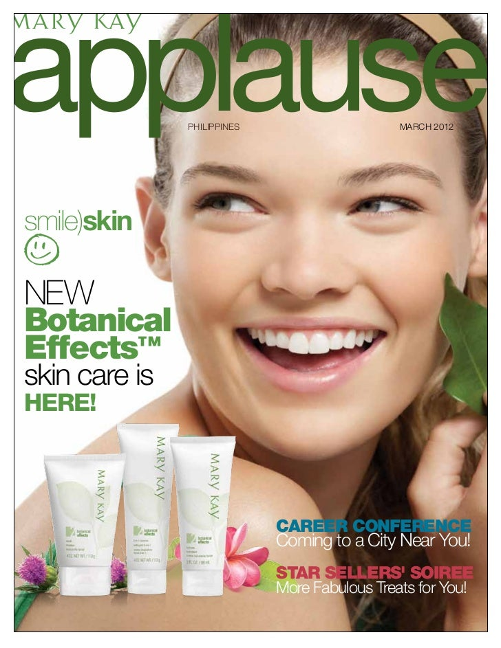 Applause March 2012
