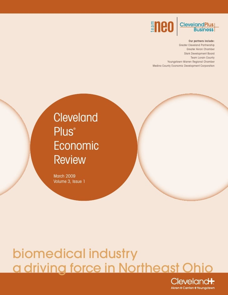Cleveland Plus Quarterly Economic Report