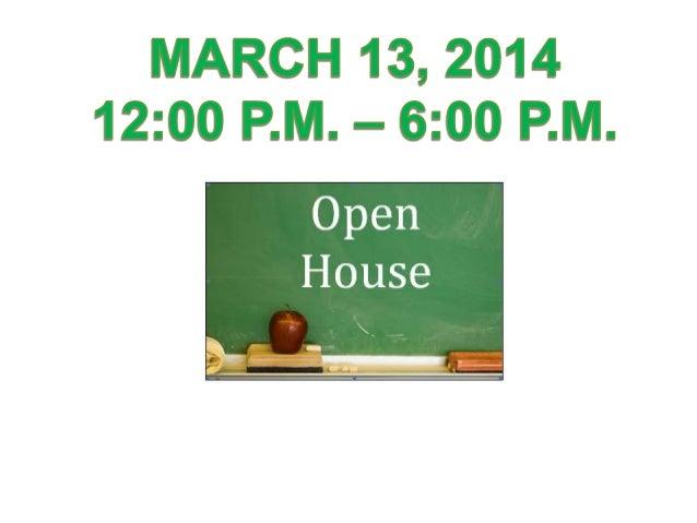 March 11 campus notes 03112014