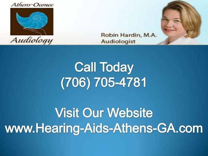 Hearing Aid Help