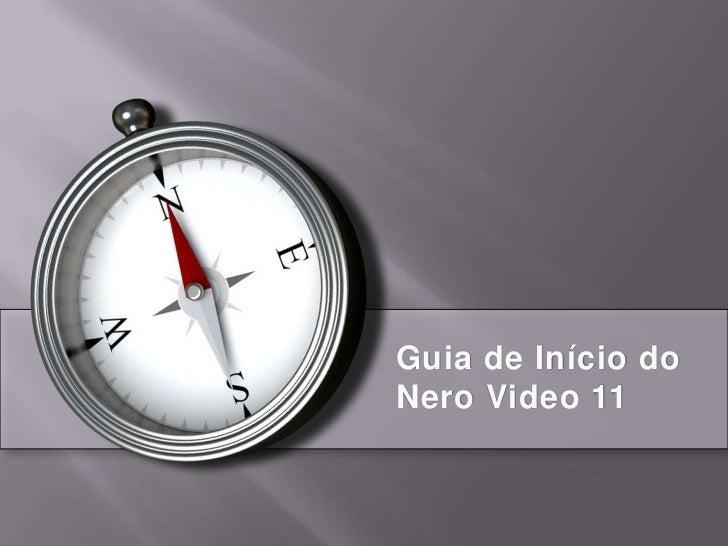 Guia de Início doNero Video 11