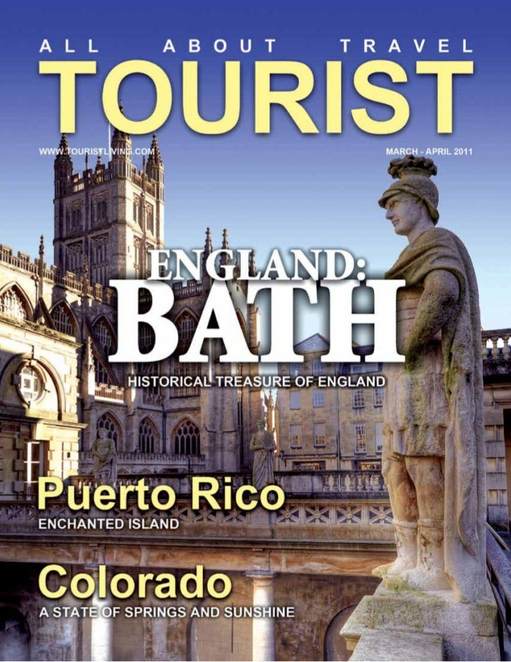 Tourist magazine March/April Issue