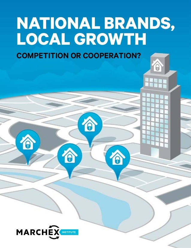 National Brands, Local Growth: Competition or Cooperation?