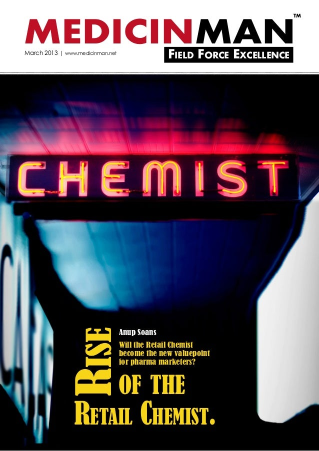 Rise of Retail Chemist Power in India - MedicinMan
