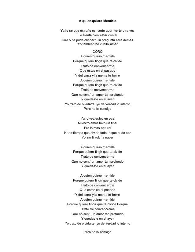 letra de canciones de marck anthony: