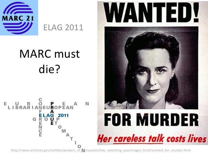Marc must die?