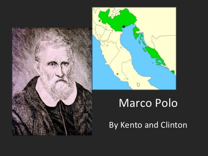 Marco Polo By Kento and Clinton