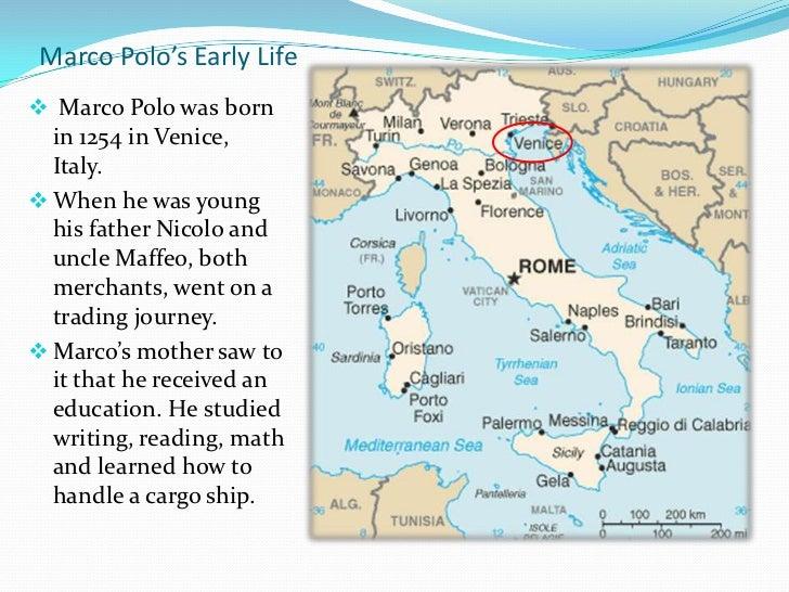Marco Polo Biography