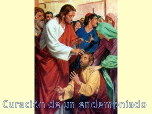 Los milagros de jes s seg n el evangelio de san marcos for Puerta 3 de san marcos