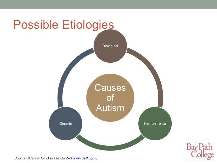 autistic spectrum disorder essays