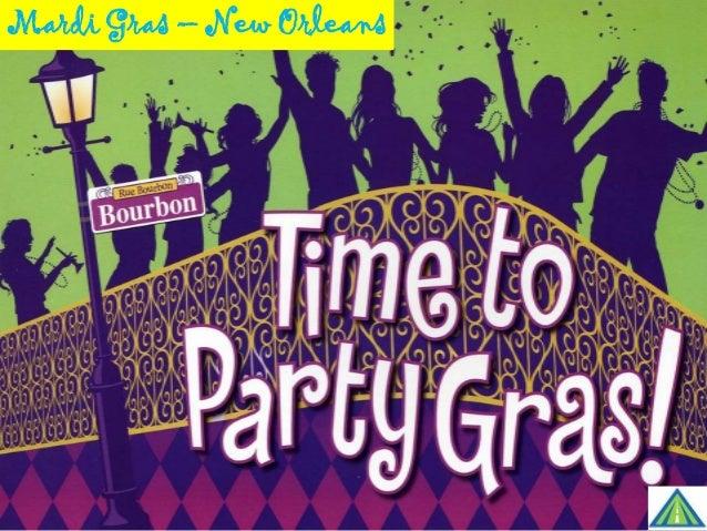 Mardi Gras – New Orleans