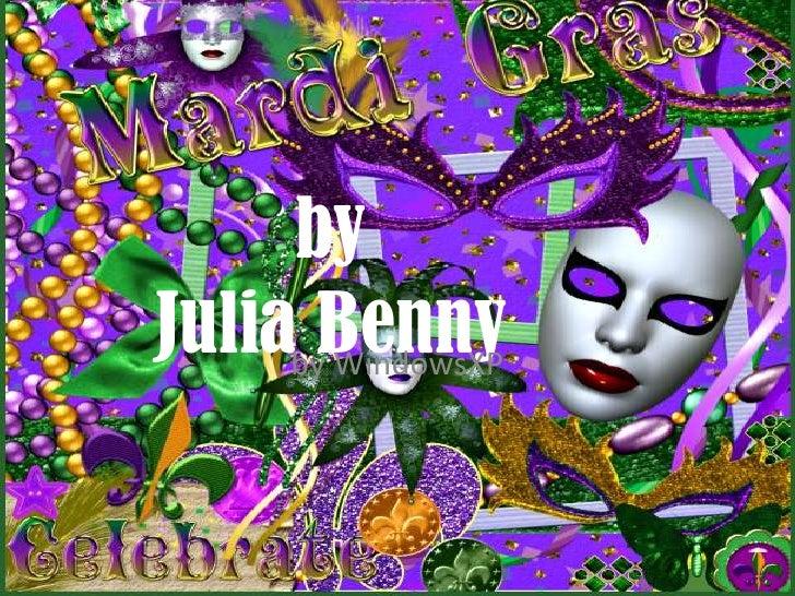 by Julia Benny<br />by WindowsXP<br />