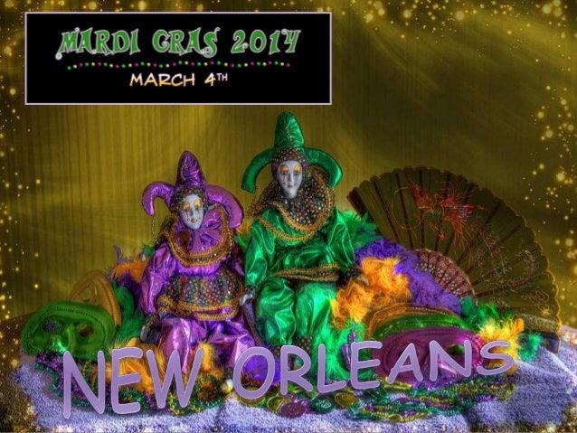 Mardi Grass 2014 (New Orleans)