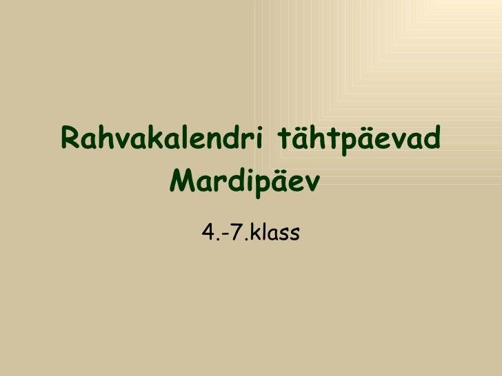 Mardipaev