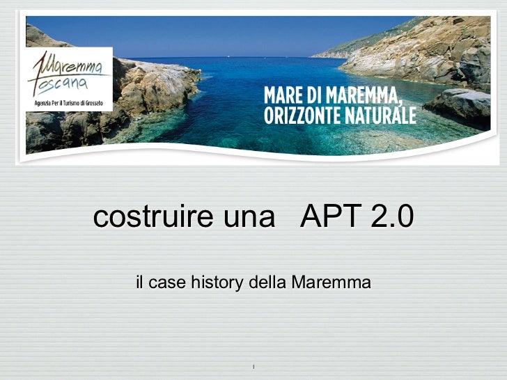 IL CASO MAREMMA - Internet Better Tuscany - 5 Maggio 2011