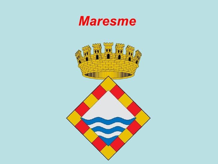 Maresme