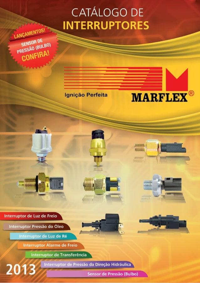 Marflex interruptores 2013