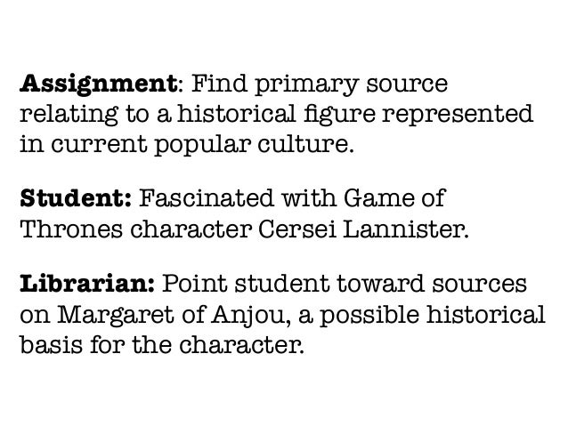Can someone help me find a primary source for this assignment?