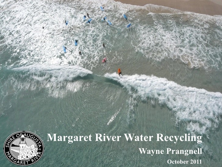 Margaret river water recycling LGMA innovation case study