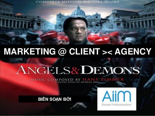 Margroup_Quy trình làm việc giữa client và communication agency