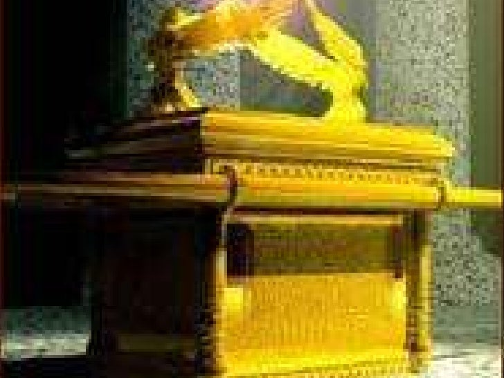 Ark of the NEW covenant