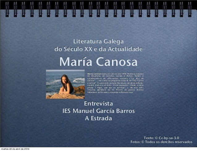 Maria Canosa