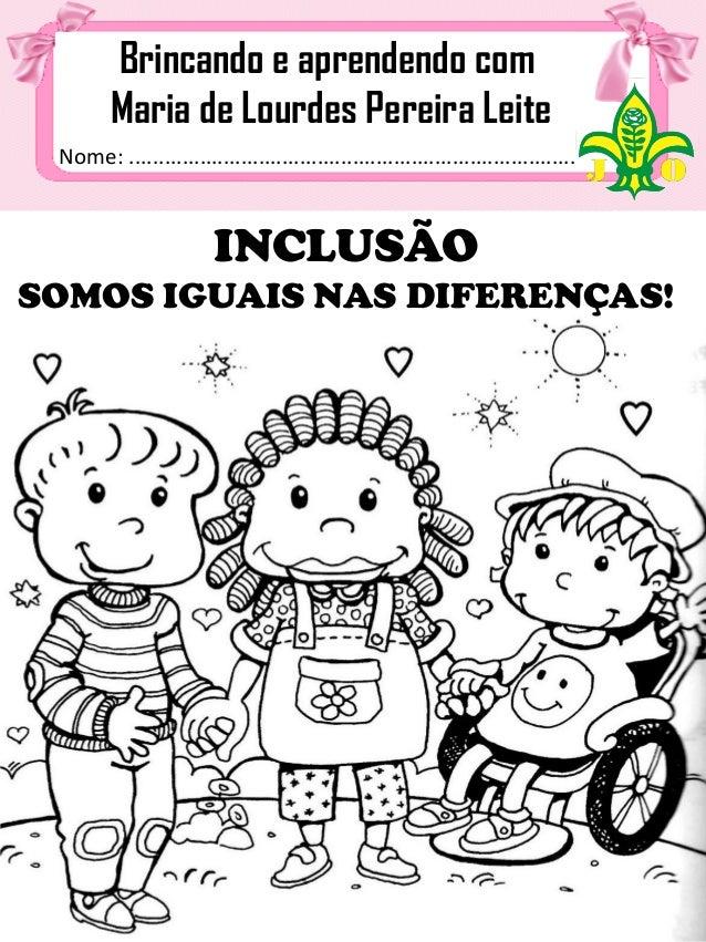 A inclusão de crianças com síndrome de down nas aulas de educação física 6