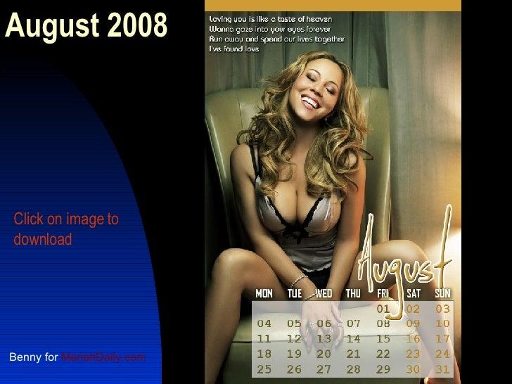 август 2008 года календарь