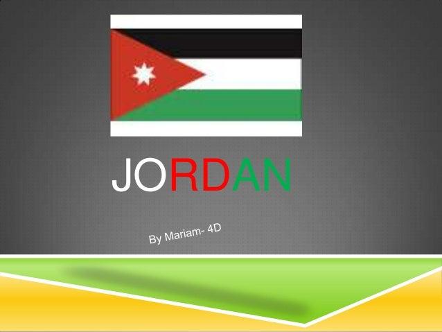 Mariam Jordan