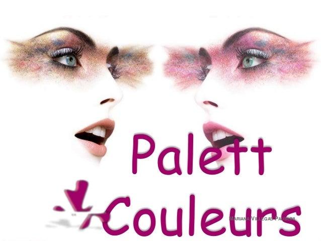 Palett CouleursMARIANA VILLEGAS PAUBLINI