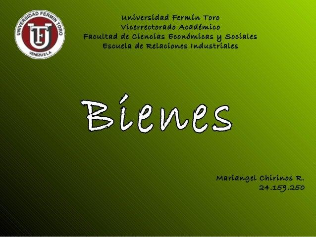 Universidad Fermín ToroVicerrectorado AcadémicoFacultad de Ciencias Económicas y SocialesEscuela de Relaciones Industriale...