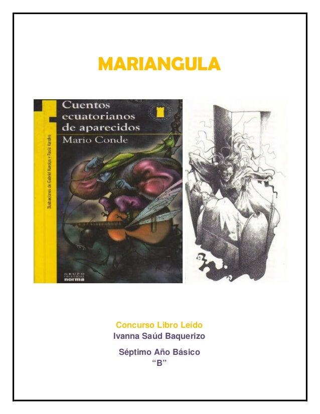 Mariangula ivanna saud