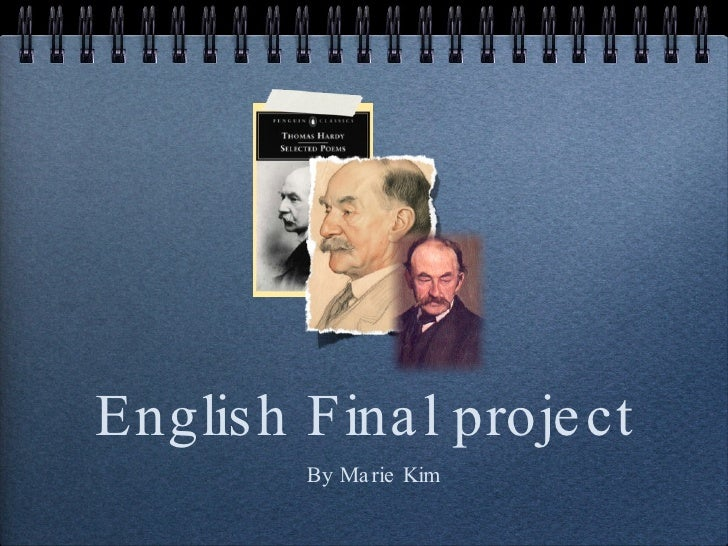(Marie Kim)English Project