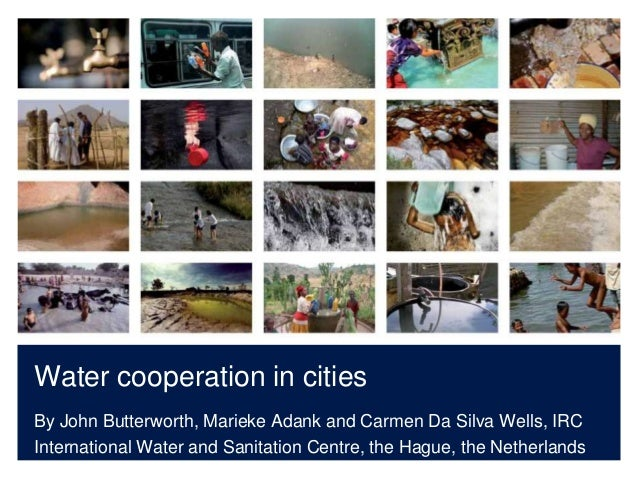 Water cooperation in cities