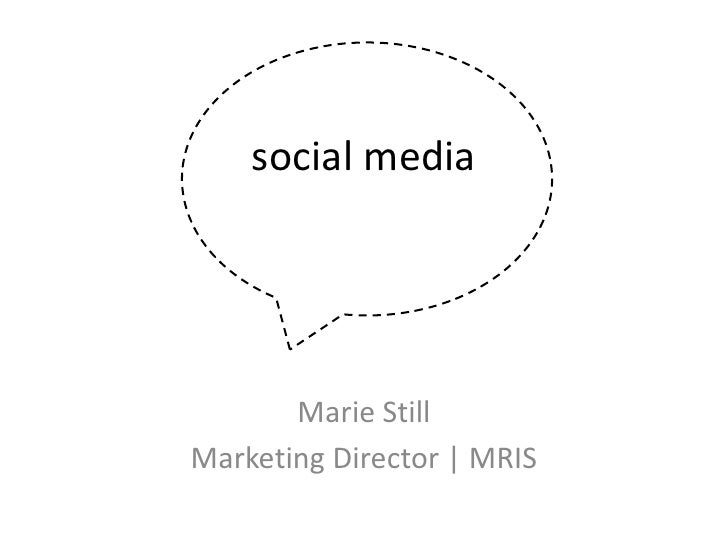 Social Media for Marketing and Beyond (short)